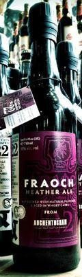 Heather Ales Fraoch 22 Auchentoshan - Traditional Ale