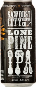 Sawdust City Lone Pine IPA - India Pale Ale &#40;IPA&#41;