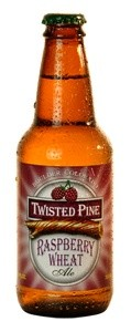 Twisted Pine Raspberry Wheat Ale - Fruit Beer