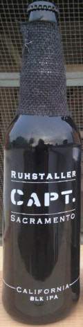 Ruhstaller Capt. - Black IPA