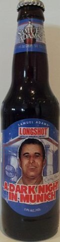 Samuel Adams LongShot A Dark Night in Munich - Dunkel/Tmav�