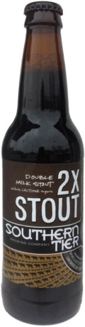 Southern Tier 2X Stout - Sweet Stout