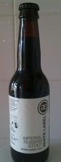 Emelisse White Label Imperial Russian Stout (Ardbeg BA ) - Imperial Stout