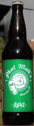 Phat Matts IPA - India Pale Ale &#40;IPA&#41;
