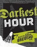 Deep Ellum Darkest Hour - Imperial Stout