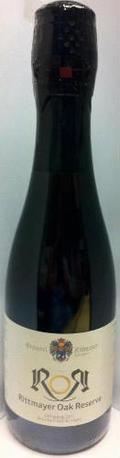 Rittmayer Oak Reserve Edition #4 2011 - Belgian Strong Ale