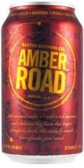 Baxter Amber Road  - Amber Ale
