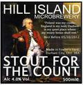 Hill Island Stout For The Count - Stout