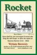 Wylam Rocket - Premium Bitter/ESB