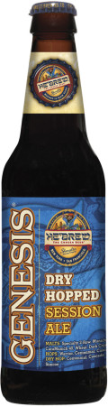 HeBrew Genesis Dry Hopped Session Ale - American Pale Ale