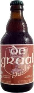 De Graal Dubbel - Abbey Dubbel
