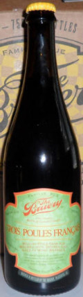 The Bruery Trois Poules Franais - Sour Ale/Wild Ale