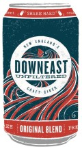 Downeast Cider Original Blend - Cider
