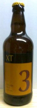 XT 3 Indian Pale - Golden Ale/Blond Ale