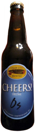 Cigar City Cheers! - Barley Wine