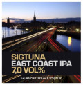 Sigtuna East Coast IPA - India Pale Ale &#40;IPA&#41;