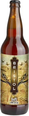 Bristol RyePA - Specialty Grain