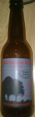 Berghoeve 1842 Hammer Brand Chili Porter - Spice/Herb/Vegetable