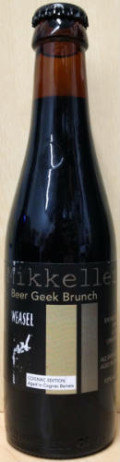 Mikkeller Beer Geek Brunch Weasel (Cognac Edition) - Imperial Stout
