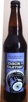 Southern Tier Oak Aged Back Burner - Barley Wine