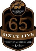 The Botanist Sixty Five (65) - Mild Ale