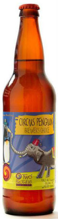 Two Brothers Brewers Choice Circus Penguin - American Pale Ale