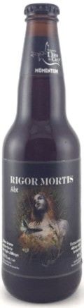 Dieu du Ciel Rigor Mortis Abt - Abt/Quadrupel