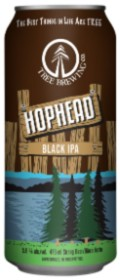 Tree Hophead Black India Pale Ale - Black IPA