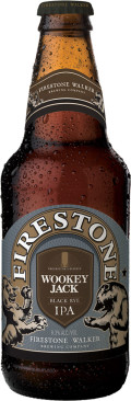 Firestone Walker Wookey Jack Black Rye IPA - Black IPA
