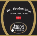 Amager Hr. Frederiksen (Danish Red Wine Edition) - Imperial Stout