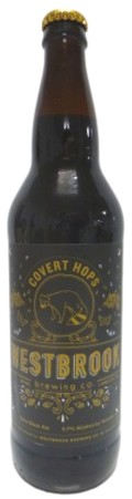 Westbrook Covert Hops - Black IPA