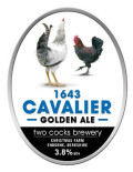 Two Cocks 1643 Cavalier - Golden Ale/Blond Ale