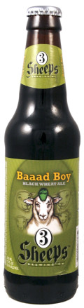 3 Sheeps Baaad Boy Black Wheat - Dunkelweizen
