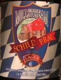 Millstream Schild Brau Amber - Amber Lager/Vienna