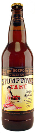 BridgePort Stumptown Tart 2012 (Triple Berry) - Fruit Beer