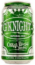 Oskar Blues GKnight Imperial Red - American Strong Ale 
