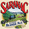 Saranac Blueberry Blonde Ale - Fruit Beer