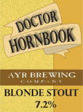 Ayr Doctor Hornbook - English Strong Ale