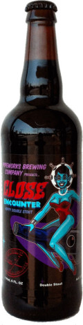 Pipeworks Close Encounter  - Black IPA