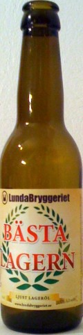 Lundabryggeriet Bsta Lagern - Premium Lager