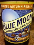 Blue Moon Caramel Apple-Spiced Ale - Spice/Herb/Vegetable
