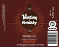 Vestfyen Red Pale Ale - Amber Ale