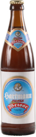 Hartmann Felsenweisse - German Hefeweizen