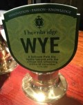 Thornbridge Wye - Golden Ale/Blond Ale