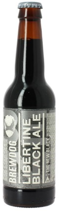 BrewDog Libertine Black Ale - Black IPA