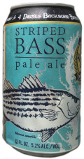 Devils Backbone Striped Bass Pale Ale - American Pale Ale