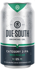 Due South Category 3 IPA - India Pale Ale (IPA)