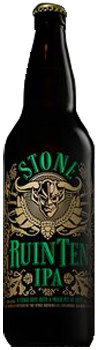 Stone Ruination 10th Anniversary IPA - Imperial/Double IPA