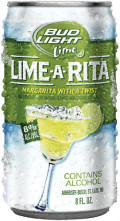 Bud Light Lime-a-Rita - Fruit Beer