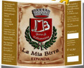 LMB La Mia Birra Edvada - Dunkler Bock